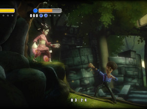 Ragdoll Kung Fu : Fists of Plastic - PS3
