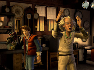 Back to the Future - Episode 101 : It's About Time - PS3