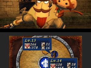 Docteur Lautrec et les Chevaliers Oubliés - 3DS