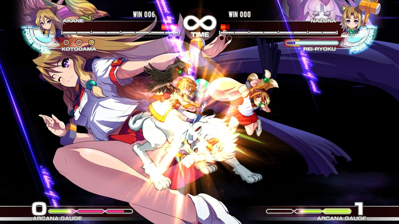 Arcana Heart 3 - Xbox 360