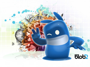 de Blob 2 : The Underground - DS