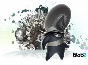 de Blob 2 : The Underground - DS