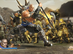 Dynasty Warriors 7 - Xbox 360