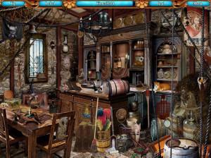 Enigmes & Objets Cachés : Le Trésor des Pirates - PC