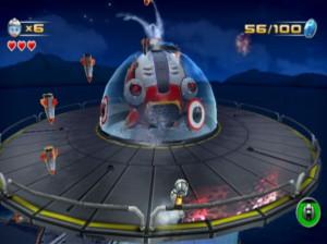 Jett Rocket - Wii