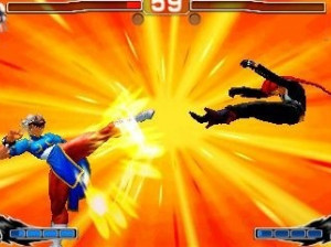 Super Street Fighter IV 3D Edition - 3DS