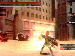 God Eater Burst - PSP
