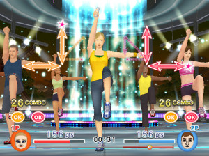 Exerbeat - Wii