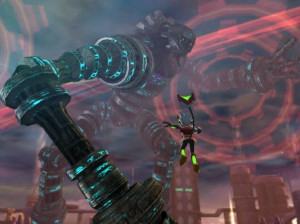 Rodea the Sky Soldier - Wii