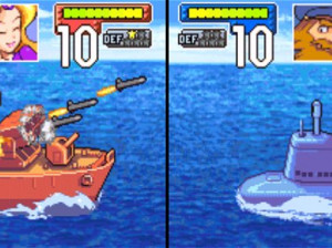 Advance Wars - GBA