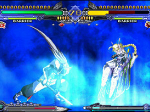 BlazBlue : Continuum Shift II - PSP
