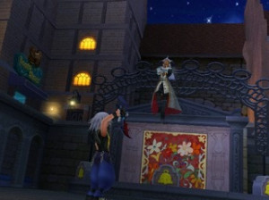 Kingdom Hearts 3D : Dream Drop Distance - 3DS