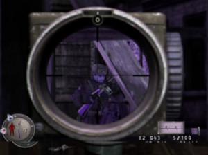 Sniper Elite - Wii