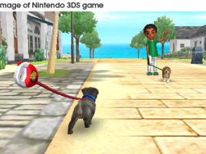Nintendogs + Cats - 3DS