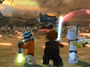 LEGO Star Wars III : The Clone Wars - 3DS