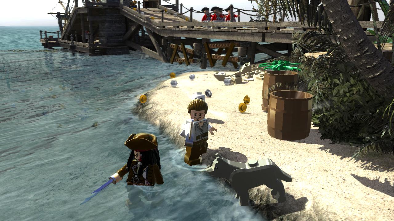 LEGO Pirates des Caraïbes : Le Jeu Vidéo - 3DS