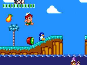 New Adventure Island - Wii