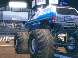Monster Jam : Path of Destruction - PS3