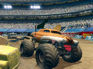 Monster Jam : Path of Destruction - Xbox 360