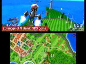 PilotWings Resort - 3DS