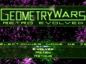 Geometry Wars : Retro Evolved - PC
