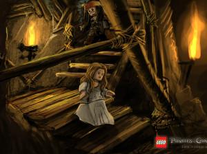 LEGO Pirates des Caraïbes : Le Jeu Vidéo - DS