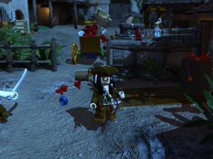 LEGO Pirates des Caraïbes : Le Jeu Vidéo - Wii