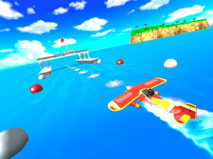 PilotWings Resort - 3DS