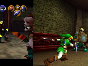 The Legend of Zelda : Ocarina of Time 3D - 3DS