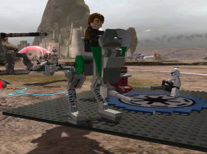 LEGO Star Wars III : The Clone Wars - PS3