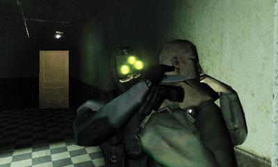 Splinter Cell 3D - 3DS
