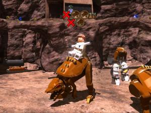 LEGO Star Wars III : The Clone Wars - Xbox 360