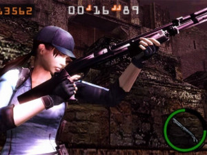 Resident Evil : The Mercenaries 3D - 3DS