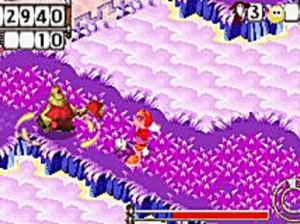 Rayman : La Revanche des Hoodlums - GBA