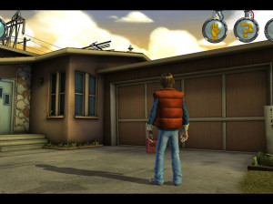 Back to the Future : Episode 102 : Get Tannen ! - PS3