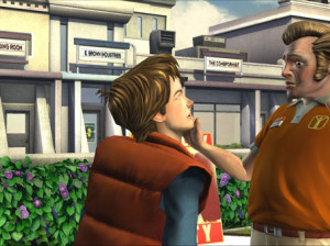 Back to the Future : Episode 103 : Citizen Brown - Xbox 360