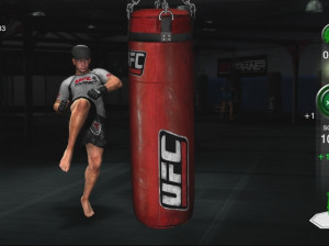 UFC Personal Trainer : The Ultimate Fitness System - PS3