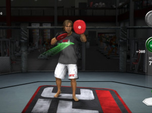 UFC Personal Trainer : The Ultimate Fitness System - Xbox 360