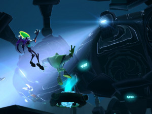 Ratchet & Clank : All 4 One - PS3