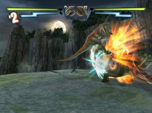 Combat de Géants : Dinosaures 3D - 3DS