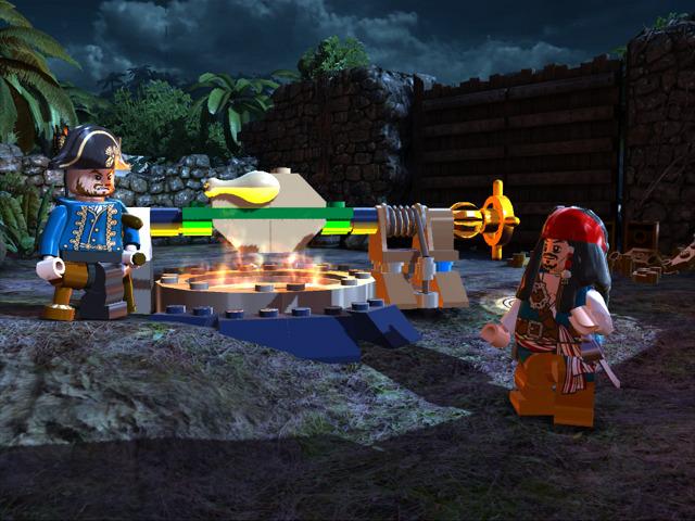 LEGO Pirates des Caraïbes : Le Jeu Vidéo - PS3