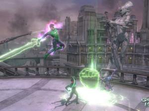Green Lantern : La Révolte des Manhunters - Xbox 360