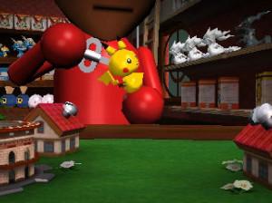Super Pokemon Rumble - 3DS