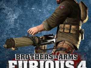 Brothers in Arms : Furious 4 - PS3