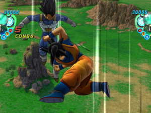 Dragon Ball Z : Ultimate Tenkaichi - Xbox 360