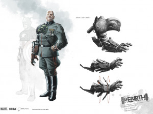 Captain America : Super Soldat - PS3