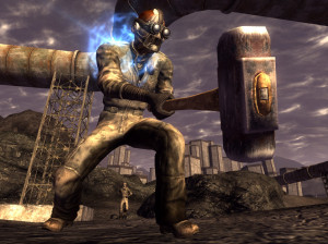 Fallout New Vegas : Old World Blues - PC