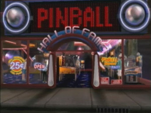 William's Pinball Classics - Wii