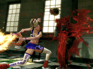 Lollipop Chainsaw - PS3