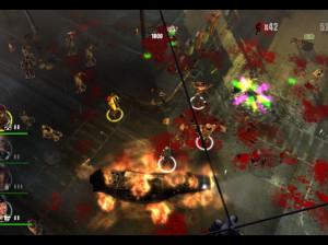 Zombie Apocalypse : Never Die Alone - Xbox 360